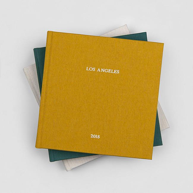Album photo couverture tissu
