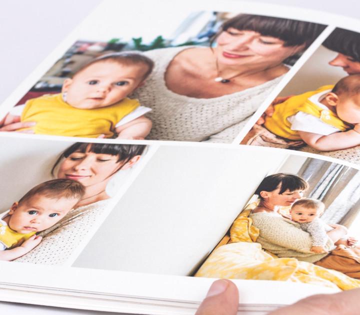 un livre photo enfant