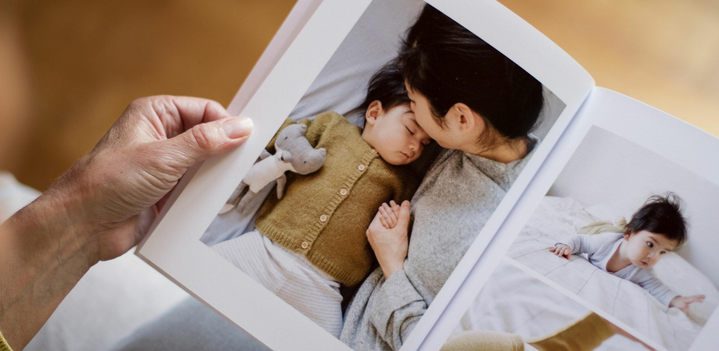 Album photo fête des mères