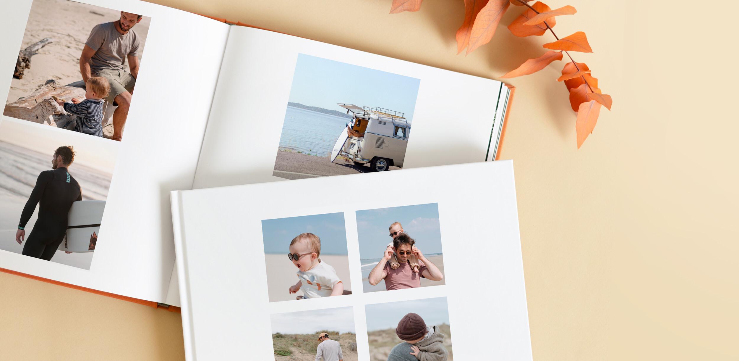 Album photo fête des pères