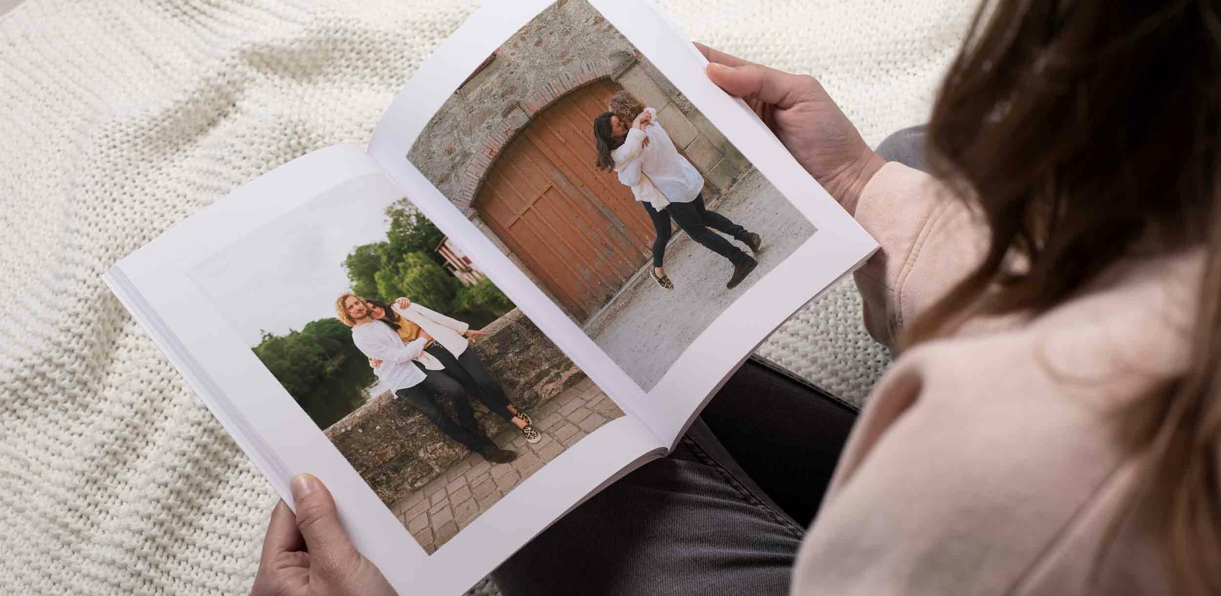 Album photo d'amour