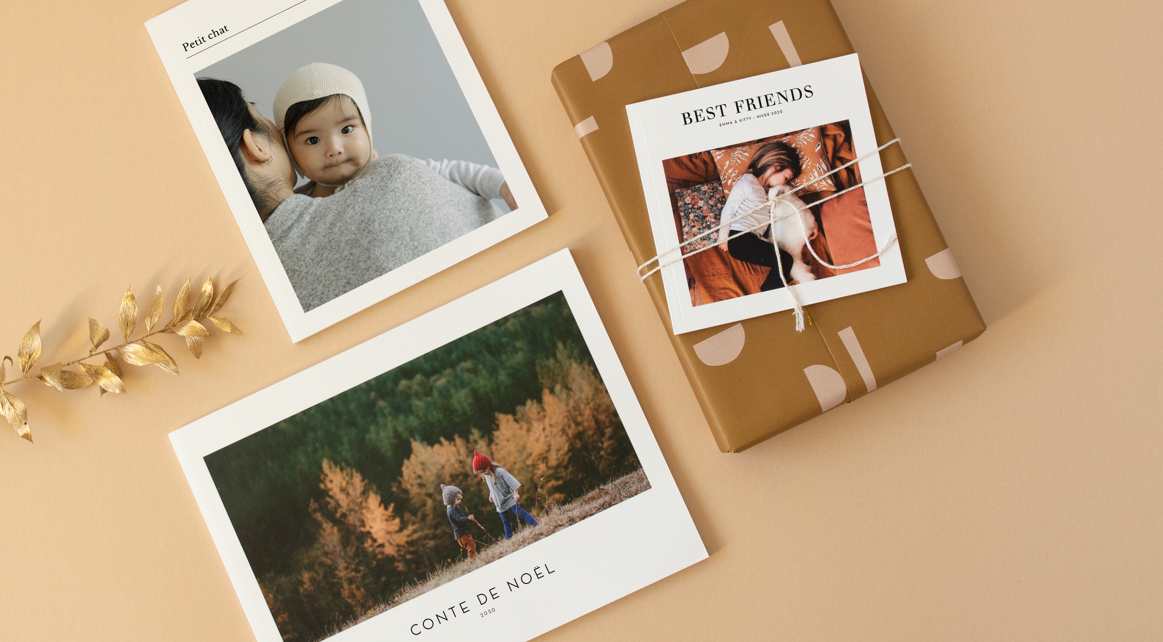 Album photo Noël Rosemood