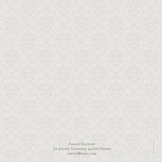 Faire-part de naissance Ambiance florale 4p garçon - Page 4
