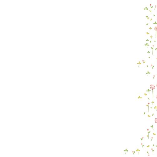Faire-part de mariage Romance fleurs - Page 2