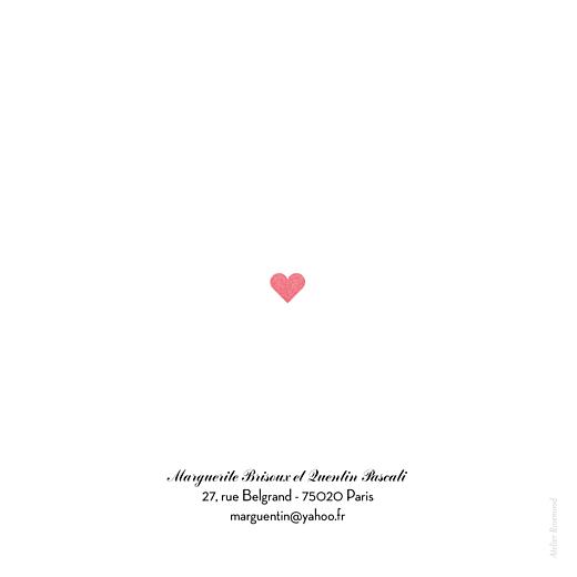 Faire-part de mariage Toi moi oui formes - Page 4