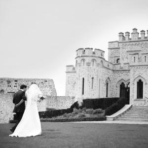 Carte de remerciement mariage Plein la vue ! photo