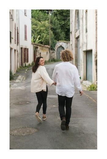 Faire-part de mariage Tout simplement blanc - Page 2