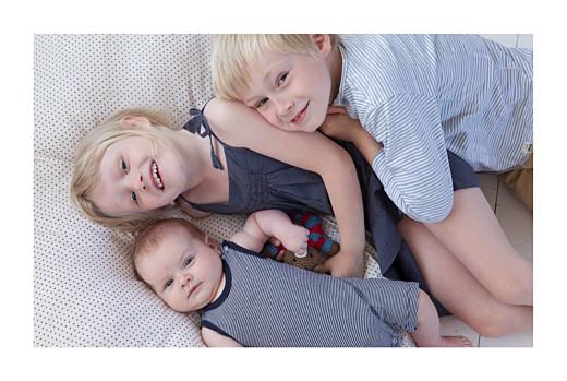 Faire-part de naissance Classique 6 photos paysage blanc - Page 2