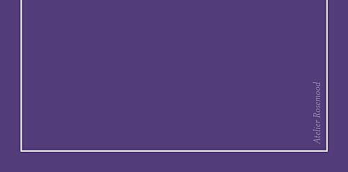 Marque-place mariage Marrons-nous violet - Page 2