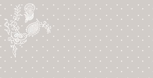 Faire-part de mariage Plumetis taupe gris - Page 2