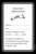 Carton réponse mariage Au pays des merveilles noir - Page 2
