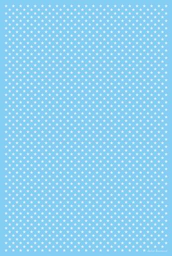 Menu de baptême Festival bleu - Page 4