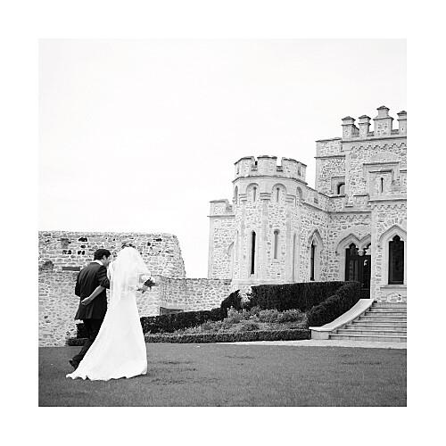 Carte de remerciement mariage Classique 6 photos blanc - Page 2