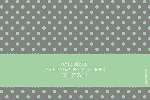 Carte de voeux Petits pois vert - Page 4