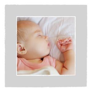 Faire-part de naissance Cerises photo gris