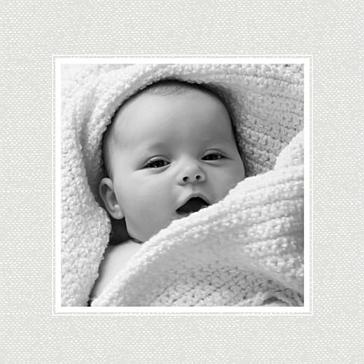 Faire-part de naissance Bambino bleu - Page 2