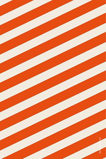 Carte d'anniversaire Nounours photo (4 pages) orange - Page 4