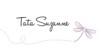 Marque-place Baptême Libellule prune - Page 1