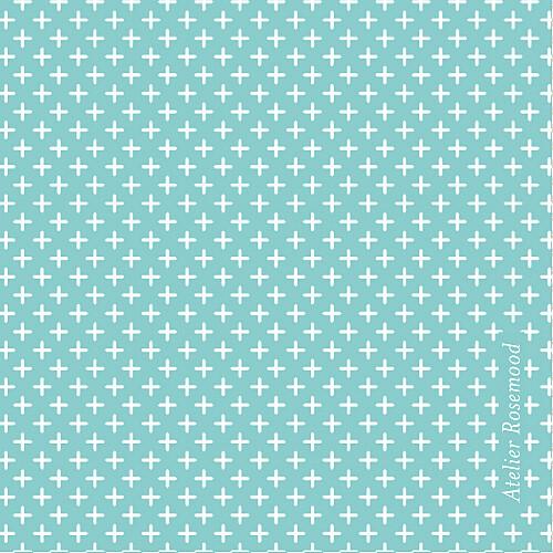 Etiquette perforée mariage Motif chic (carré) turquoise - Page 2