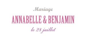 Etiquette perforée mariage Le plus beau jour blanc