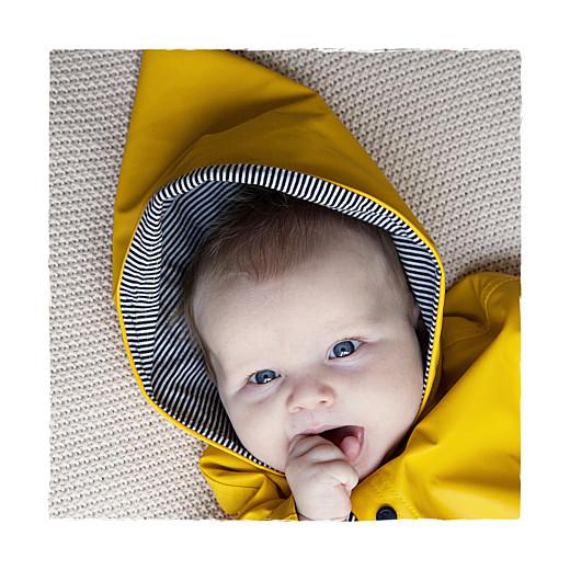 Faire-part de naissance Balade (1 enfant) photo blanc - Page 2