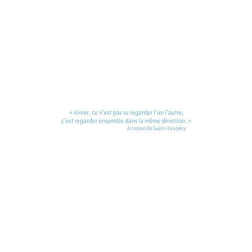 Faire-part de mariage Marrons-nous (4 pages) bleu foncé - Page 2