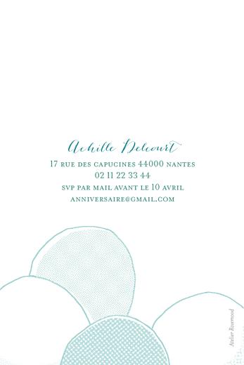 Carte d'anniversaire Cornélium photo bleu - Page 4
