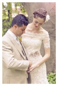 Carte de remerciement mariage Souvenir 1 photo (portrait) blanc