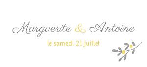 Etiquette de mariage jaune couronne champêtre blanc ocre
