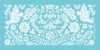 Marque-place mariage Papel picado turquoise - Page 3