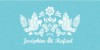 Marque-place mariage Papel picado turquoise - Page 4