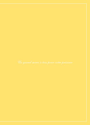 Livret de messe Pistil écusson jaune - Page 3