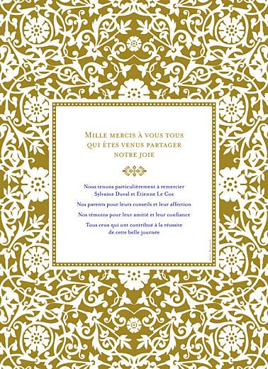Livret de messe mariage Byzance doré - Page 4