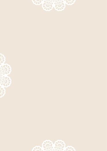 Livret de messe mariage Boudoir dentelle beige blanc - Page 2