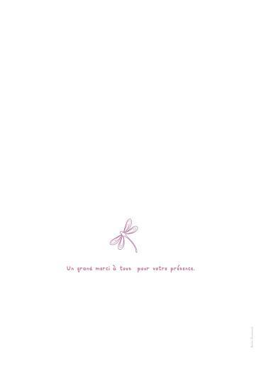 Livret de messe Libellule prune - Page 4