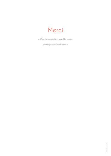 Livret de messe mariage Réjouissance blanc - Page 4