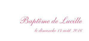 Etiquette de baptême marin poisson rose