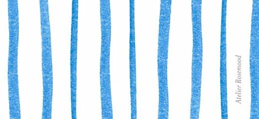 Etiquette de baptême Colombes bleu - Page 2