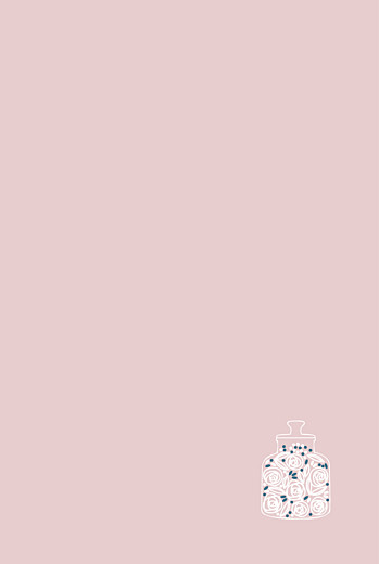Faire-part de mariage Instant fleuri blanc - Page 2