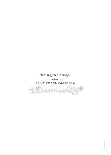 Livret de messe mariage Instant fleuri jaune - Page 4