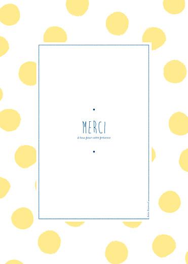 Livret de messe Big dots jaune - Page 4