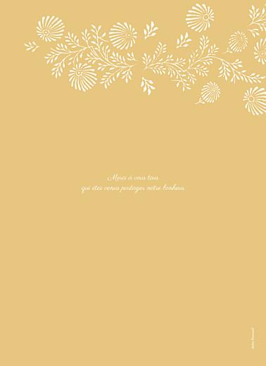 Livret de messe mariage Idylle pollen - Page 4