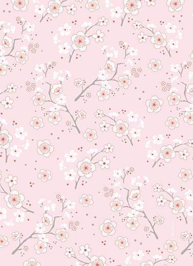 Livret de messe Cerisiers en fleurs rose - Page 4