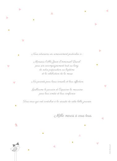 Livret de messe Là-haut rose - Page 4