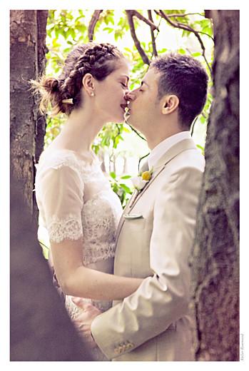 Carte de remerciement mariage Souvenir 3 photos (portrait) blanc - Page 4