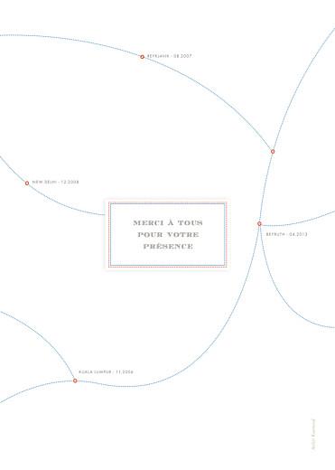 Livret de messe mariage Voyage blanc - Page 4