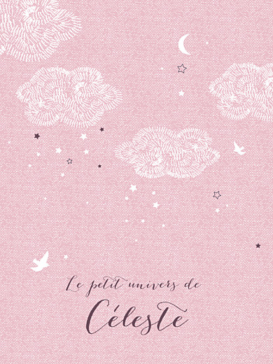 Affiche Nuage rose - Page 1
