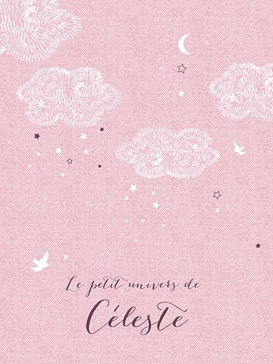 Affiche Nuage rose - Page 1