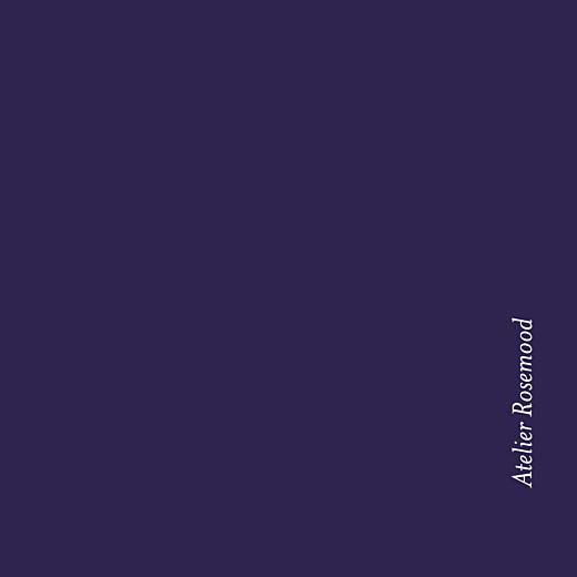 Etiquette de mariage L'annonce kraft & bleu-violet - Page 2