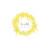 Faire-part de mariage Mimosa (4 pages) jaune - Page 1